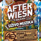 """After Wiesn """"Live Muzika"""""""