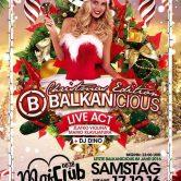 """Balkanicious """"Christmas Edition"""""""