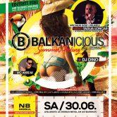 "Balkanicious ""Summer Feeling"""